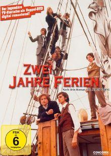 Zwei Jahre Ferien (2 DVDs) - Die legendären TV-Vierteiler