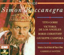 Verdi: Simon Boccanegra (Gesamtaufnahme)
