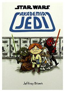 Akademia Jedi Star Wars - Jeffrey Brown [KSIĄŻKA]