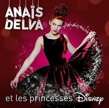Anais Delva et les Princesses Disney