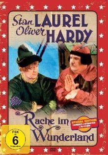 Stan Laurel & Oliver Hardy - Rache im Wunderland [Special Edition]