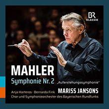 """Sinfonie 2 """"Auferstehungssinfonie"""""""