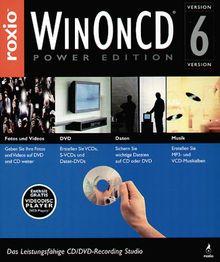 WinOnCD 6 Power Edition