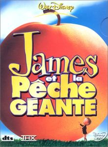 James et la pêche géante [FR Import]