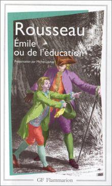 Émile, ou, De l'éducation