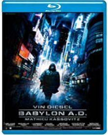 Babylon A.D [Blu-ray]