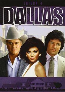 Dallas, saison 4 - Coffret 4 DVD [FR Import]