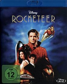 Rocketeer [Blu-ray]