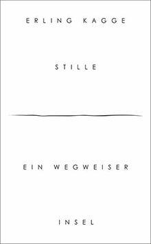 Stille: Ein Wegweiser (insel taschenbuch)