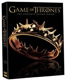 Game of Thrones - Die komplette zweite Staffel (+ Pin) (exklusiv bei Amazon.de)