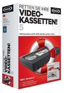 MAGIX Retten Sie Ihre Videokassetten 5