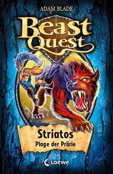 Beast Quest - Striatos, Plage der Prärie: Band 44