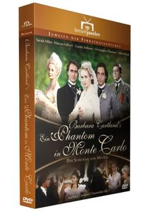 Barbara Cartland's Favourites, Vol. 3: Ein Phantom in Monte Carlo - Das Schicksal von Mistral