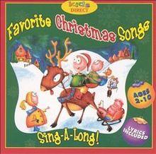 Favorite Christmas Songs Sing-