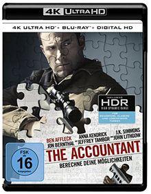 The Accountant (4K Ultra HD) (+ Blu-ray)