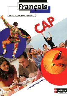 Français CAP : Programme 2010