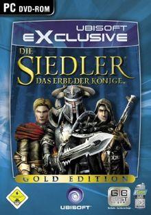 Die Siedler: Das Erbe der Könige - Gold Edition [Ubi Soft eXclusive]
