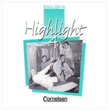 English H/Highlight - Ausgabe B: English H, Highlight, 2 Audio-CDs zum Schülerbuch