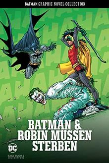 Batman Graphic Novel Collection: Bd. 25: Batman & Robin müssen sterben
