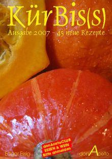 KürBis(s), Ausgabe 2007