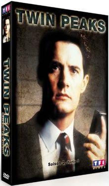 Twin Peaks, Saison 2 Partie 1 - Coffret 4 DVD