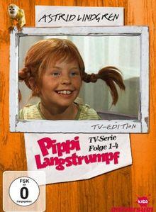 Pippi Langstrumpf - TV-Serie, Folge 01-04