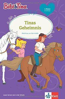 Bibi & Tina - Tinas Geheimnis: 2. Klasse Erstleser (Bibi und Tina - Lesen lernen mit Bibi und Tina)
