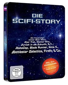 Die SciFi-Story (Limited Steelbook Edition) (Blu-ray) [Limited Edition]