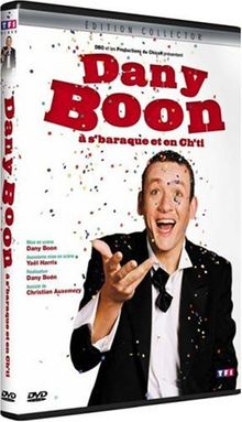 Dany Boon : a s'baraque et en ch'ti - Edition collector [FR Import]