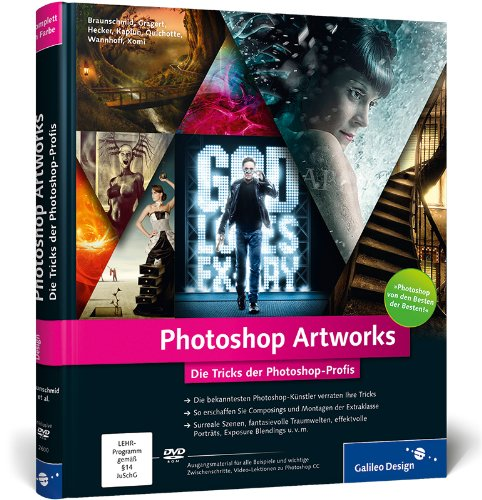 Die Tricks der Photoshop-Profis 3 - Designer in Action