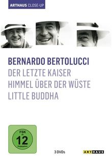Bernardo Bertolucci - Arthaus Close-Up [3 DVDs]