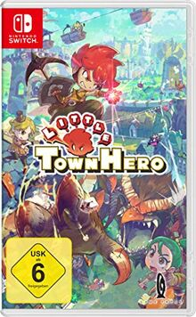 NIS America Little Town Hero Big Idea Edition (Nintendo Switch)