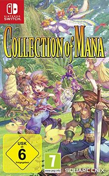 Collection of Mana (Switch)