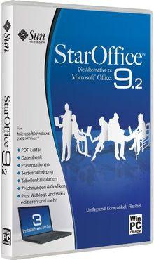 Sun Star Office 9.2