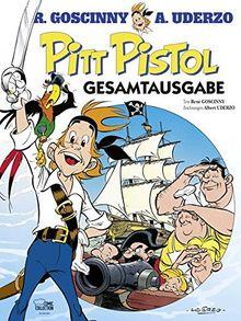 Pitt Pistol Gesamtausgabe