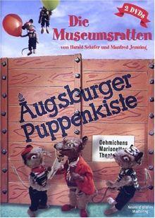 Augsburger Puppenkiste - Die Museumsratten, Folgen 01-09 (2 DVDs)