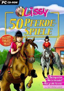 Lissy - 50 Pferde-Spiele