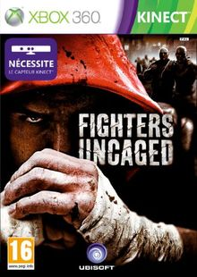 FIGHTERS UNCAGED KINECT X360