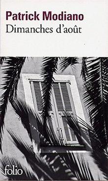 Dimanches d'août (Folio)