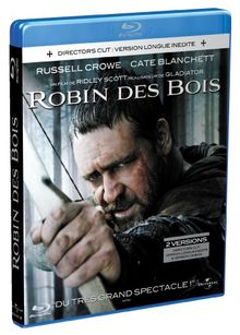 Robin des bois [Blu-ray] [FR Import]