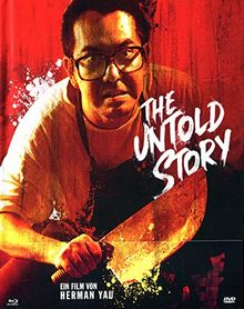 The Untold Story - Uncut/Collector's Edition - Limitiertes Mediabook auf 1000 Stück (+ DVD) (+ Bonus-DVD) - Cover B [Blu-ray]