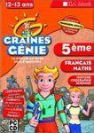 Graines de génies français et mats 5ème