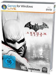 Batman: Arkham City - Steelbook Edition (exklusiv bei Amazon.de)
