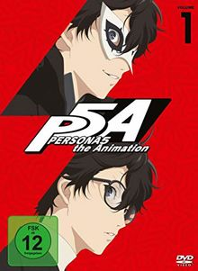 PERSONA5 the Animation Vol. 1 [2 DVDs]