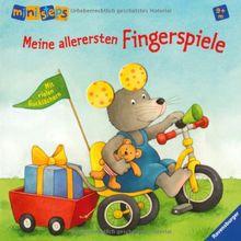 ministeps® Bücher: Meine allerersten Fingerspiele: Ab 9 Monaten