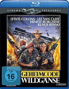 Geheimcode Wildgänse (Cinema Treasures) [Blu-ray]