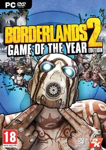 Borderlands 2 - Game of the Year Edition [AT PEGI] - [PC]