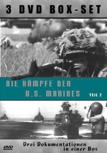 Die Kämpfe der U.S. Marines, Teil 2 (3 DVDs)