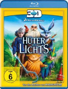 Die Hüter des Lichts [3D Blu-ray]