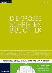 Die große Schriftenbibliothek